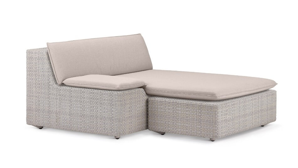 DEDON_Lou_Daybed_rechts_clay