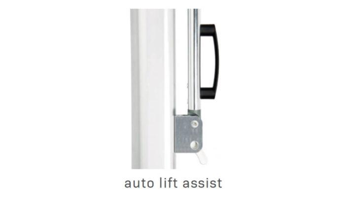 TUUCI Bay Master M1 Cantilever auto lift assist