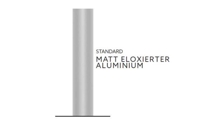 TUUCI Bay Master MAX Aluminium matt eloxiert